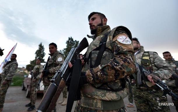 У Сирії здалися в полон 500 бойовиків  Ісламської держави