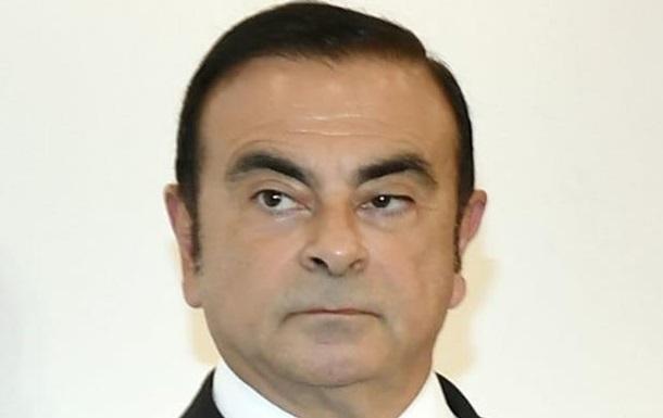 Экс-глава Nissan вышел из тюрьмы под залог