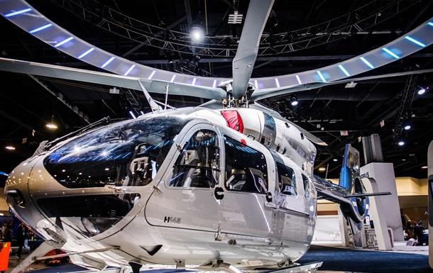 МВД изменило контракт с Францией по вертолетам