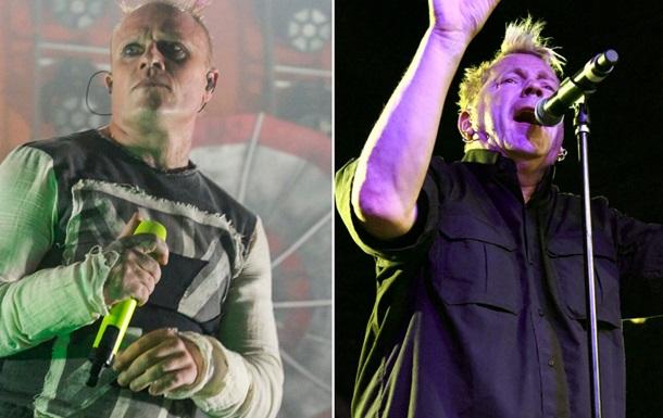 Лидер Sex Pistols назвал причину суицида Кита Флинта