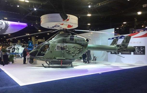 У США представили новий бойовий вертоліт