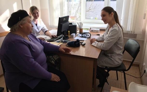 В Україні тестують електронну медичну карту