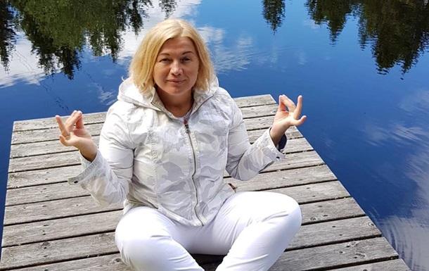 Геращенко  побывала  в Одессе и Киеве одновременно - Чесно