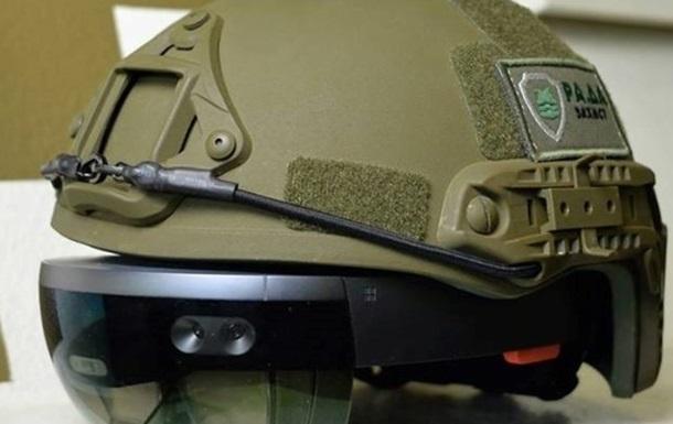 Розумні шоломи для танкістів, створені в Україні, продадуть в Еміратах