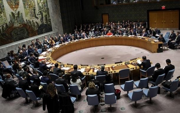 Радбез ООН збереться на засідання через річницю анексії Криму
