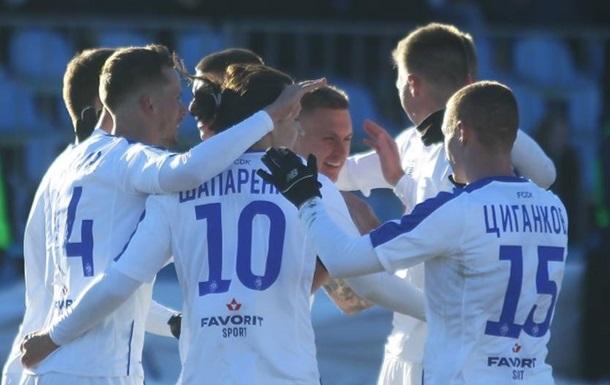 Бурда, Сидорчук и Русин выйдут с первых минут против Челси
