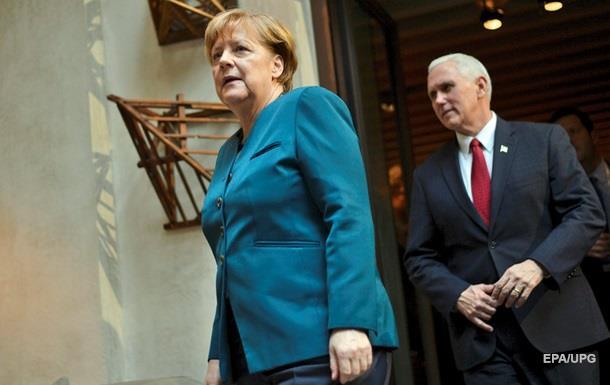 Меркель відмовилася направити кораблі в Керченську протоку - ЗМІ