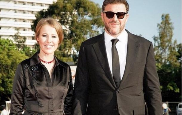 Собчак і її чоловік оголосили про розрив стосунків