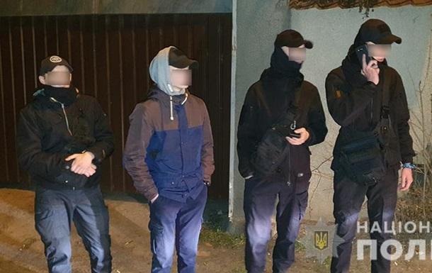 В Николаеве подростки устроили  разборки  со стрельбой