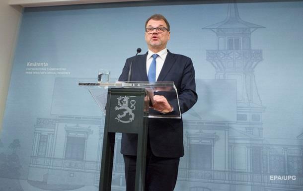 Правительство Финляндии уходит в отставку после провала реформы