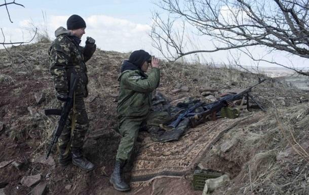 День на Донбассе: зафиксирован единичный обстрел