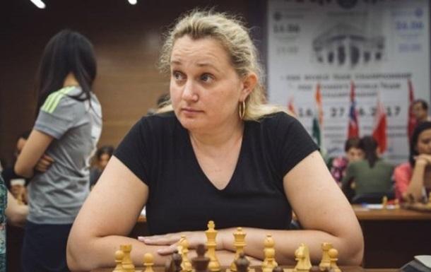 Украинские шахматистки сыграли вничью с Грузией, сохранив третье место