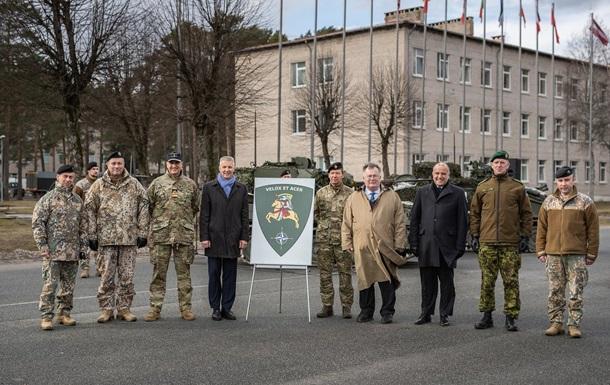 У Латвії відкрили штаб Північної дивізії
