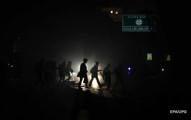 Блекаут у Венесуелі зачепив Бразилію