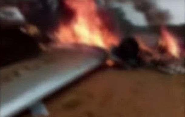 У Колумбії розбився літак: 12 жертв