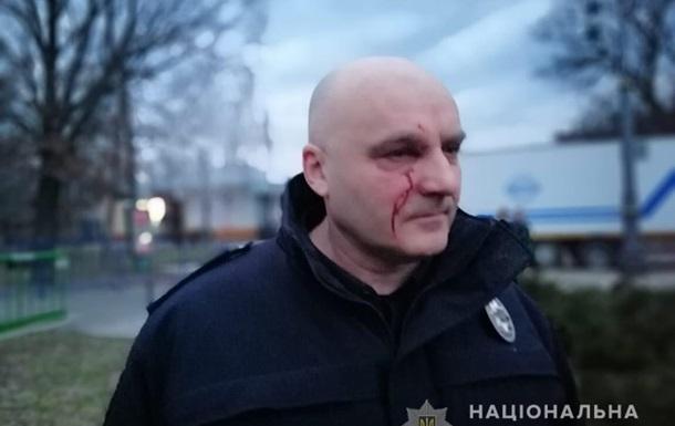 Столкновения в Черкассах: пострадали 15 копов