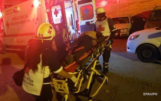 У Мексиці розстріляли відвідувачів нічного клубу
