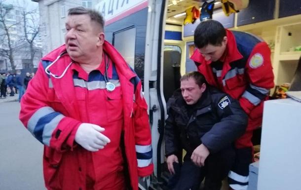 Аваков пообещал наказание за  хардкор  в Черкассах