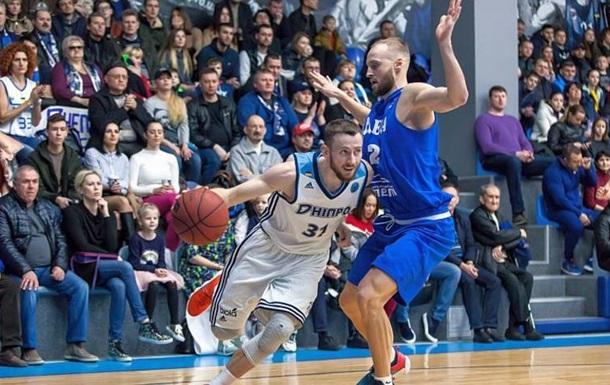Дніпро втретє поспіль завоював Кубок України з баскетболу