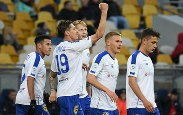 Динамо розгромило Арсенал-Київ