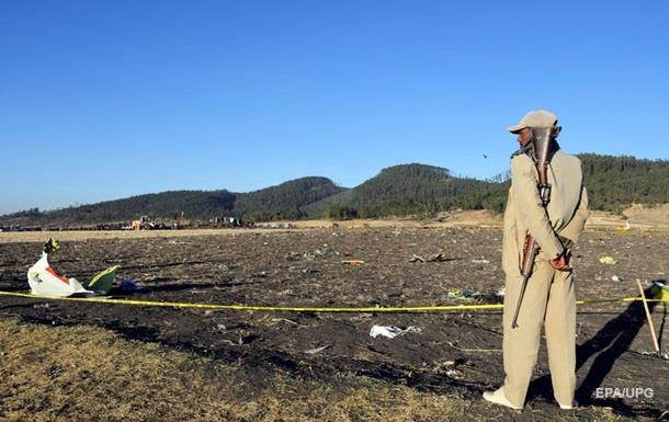 Авиакатастрофа в Эфиопии: возросло число погибших сотрудников ООН