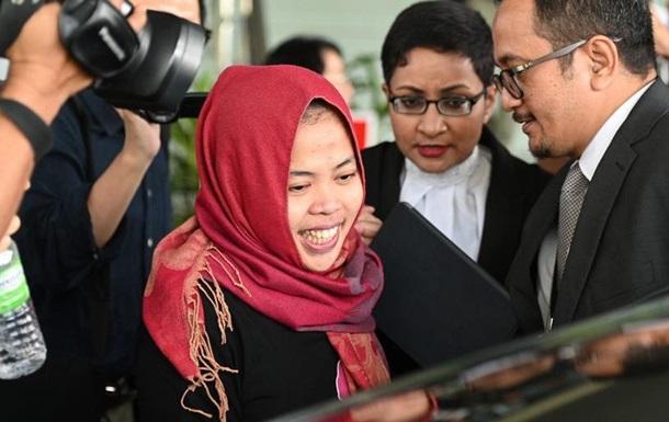 Малайзія звільнила підозрювану у вбивстві брата Кім Чен Ина