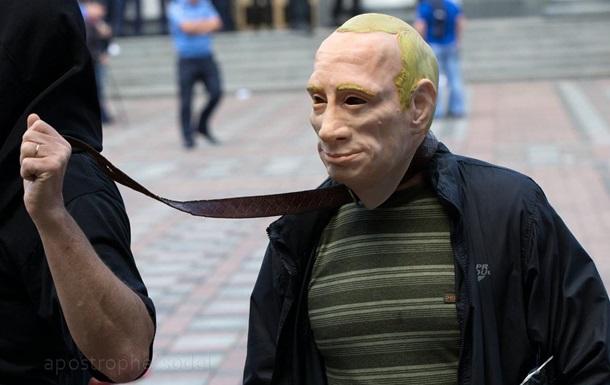 Мыло с веревкой для Путина