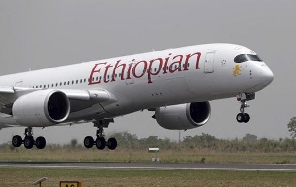 Акції Boeing впали після аварії літака в Ефіопії