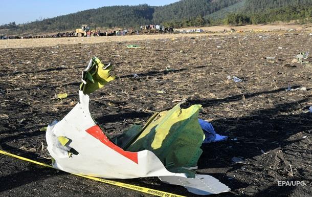 Перед падінням лайнер Ethiopian Airlines зробив крутий поворот - очевидці