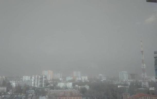 В Одесі вирує пилова буря