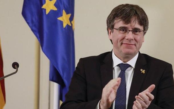 Екс-лідер Каталонії Карлес Пучдемон балотуватиметься в Європарламент