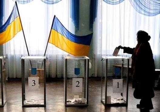 США выбирают президента Украины
