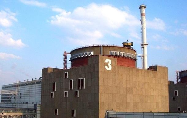 На Запорізькій АЕС підключили третій енергоблок