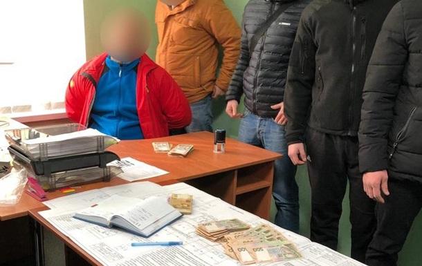 У Запорізькій області співробітник ДСНС затриманий на хабарі 260 тисяч