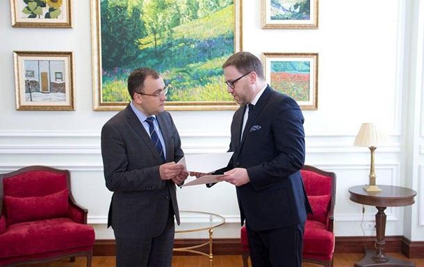 Новий посол Польщі прибув в Україну