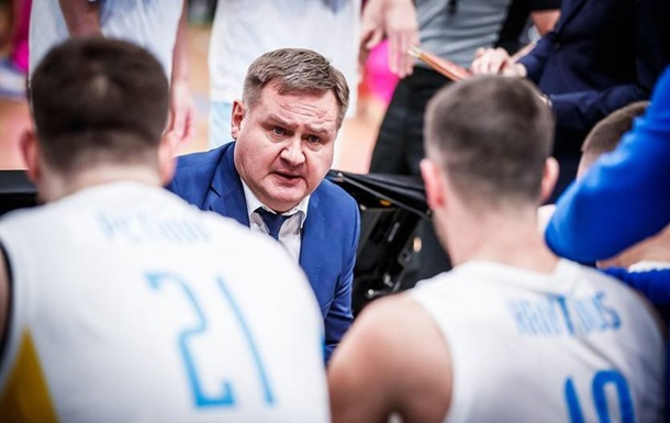 Мурзін пішов з поста головного тренера збірної України