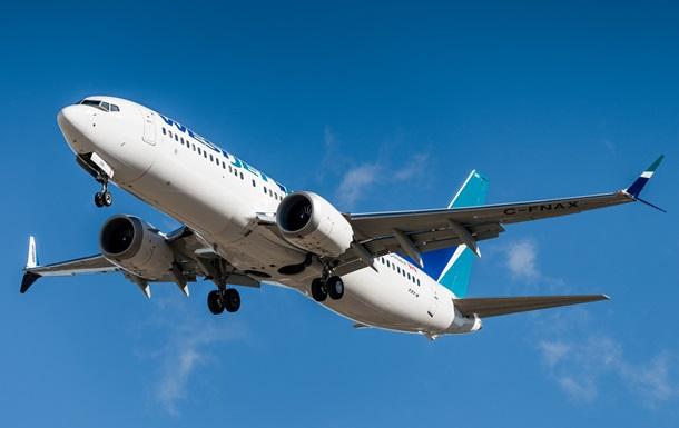 У Європі заборонили польоти Boeing 737 MAX