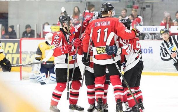 Донбас здобув впевнену перемогу в першому матчі півфінальної серії