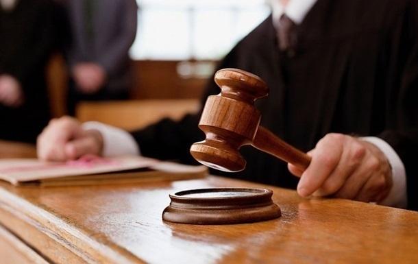 В киевском суде иностранец пытался совершить самоубийство