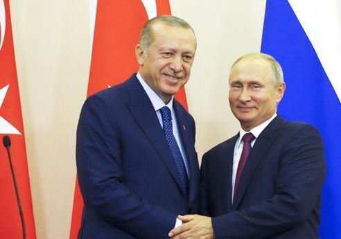 Союз Путіна – Ердогана: зміцнення та впевненість