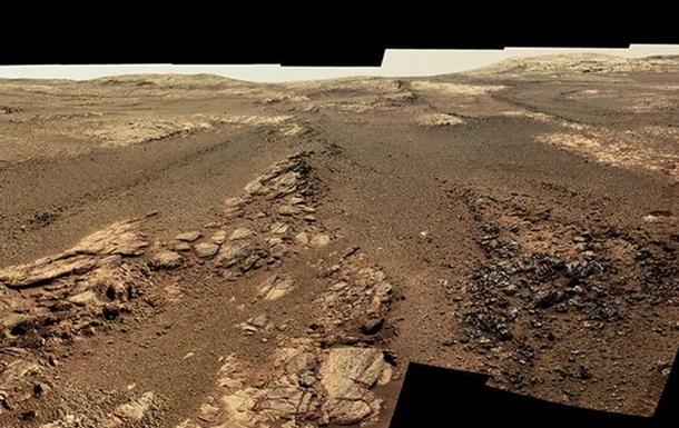 NASA показало останню панораму легендарного Opportunity