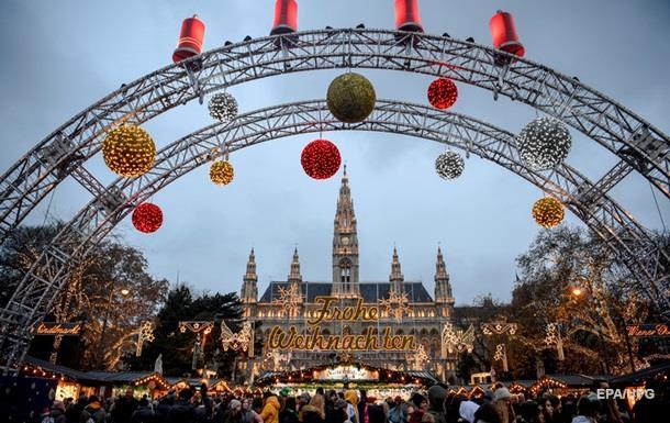Вена признана лучшим городом для жизни в мире