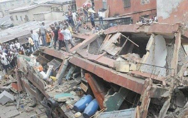 НП в Нігерії: обвалилася школа, під завалами понад сто осіб