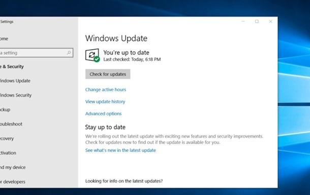 Windows 10 будет сама удалять проблемные обновления