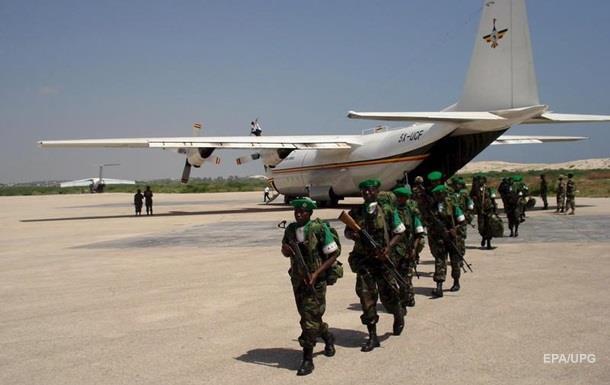 В Сомали запретили полеты старых самолетов Ан