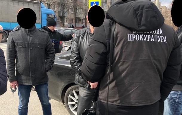 Мер міста на Дніпропетровщині попався на хабарі у $ 30 тисяч