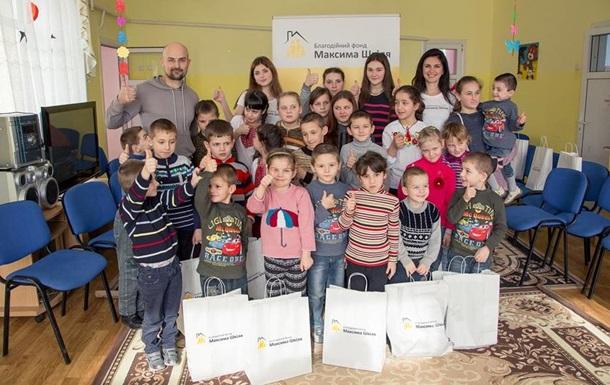 Фонд Максима Шкиля организовал встречу детей с писателем Дерманским