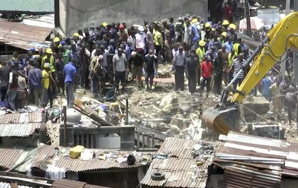 У Нігерії обвалилася будівля школи: щонайменше вісім загиблих