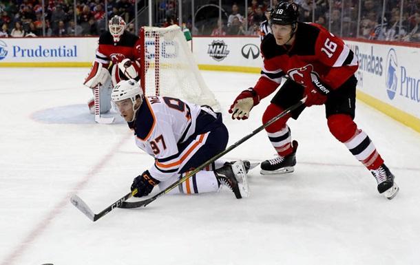НХЛ: Едмонтон поступився Нью-Джерсі, Ванкувер сильніший за Рейнджерс