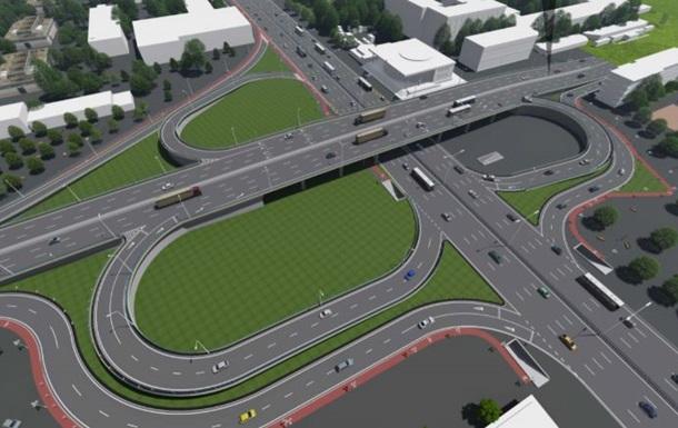 Каким будет новый мост на Шулявке